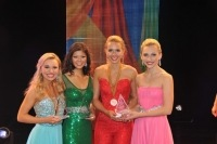 Four Teen Titleholders Awarded Preliminary Scholarships at MAOTeen Competition Wednesday