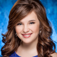 Teen Duncanville.Head shot.McKenna Woodlan