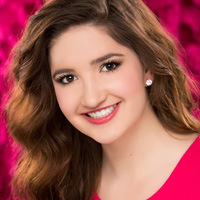 Teen South Texas.Head shot.Victoria Tew