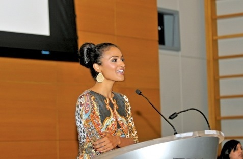 Nina Davuluri Attends White House Forum, University of Pennsylvania's Asian Pacific American Heritage Week