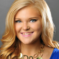 Teen White Settlement.Head Shot.Meagan Hullett