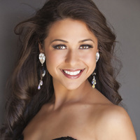 Miss Capital of Texas.Head Shot.Ameera Swaidan