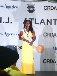Nina Davuluri is Miss America 2014!