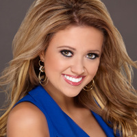 Miss Carrollton.Head shot.Brittney Bennett
