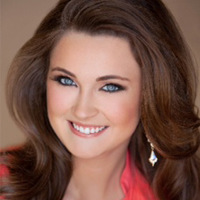 Miss Hunt County.head shot.Khrista Bishop