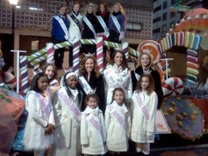 Miss America's Outstanding Teen 2012 Elizabeth Fechtel Spent A Week in Philadelphia, PA