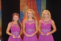MAOTeen Prelim Awards Three Scholarships on First Night of Competition
