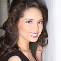 Miss Cy-Fair Houston.Head Shot.Elizabeth Medina