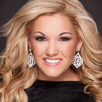 Miss Hub City.head shot. Dakota Earnest
