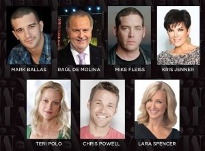 THE 2012 MISS AMERICA PAGEANT NATIONAL JUDGES ANNOUNCED TODAY ON GOOD MORNING AMERICA!