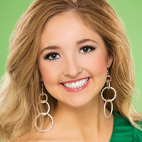 Miss South Texas.Head shot.Brittany Tew