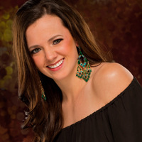 Miss Northwest Tarrant County.Head Shot.Sarah McKimmey
