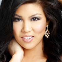Miss DFW.Head shot.Christine Tang