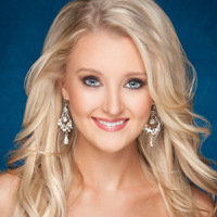 Miss Fort Worth.Head shot.Rachel Garrett